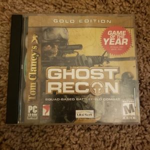 Ghost Recon: Gold Edition PC Game